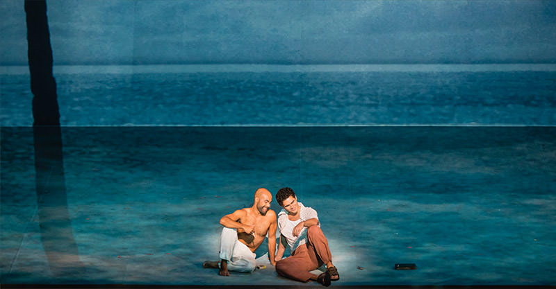 Before Night Falls (Bildnachweis: Daniel Azoulay © 2017 für die Florida Grand Opera)